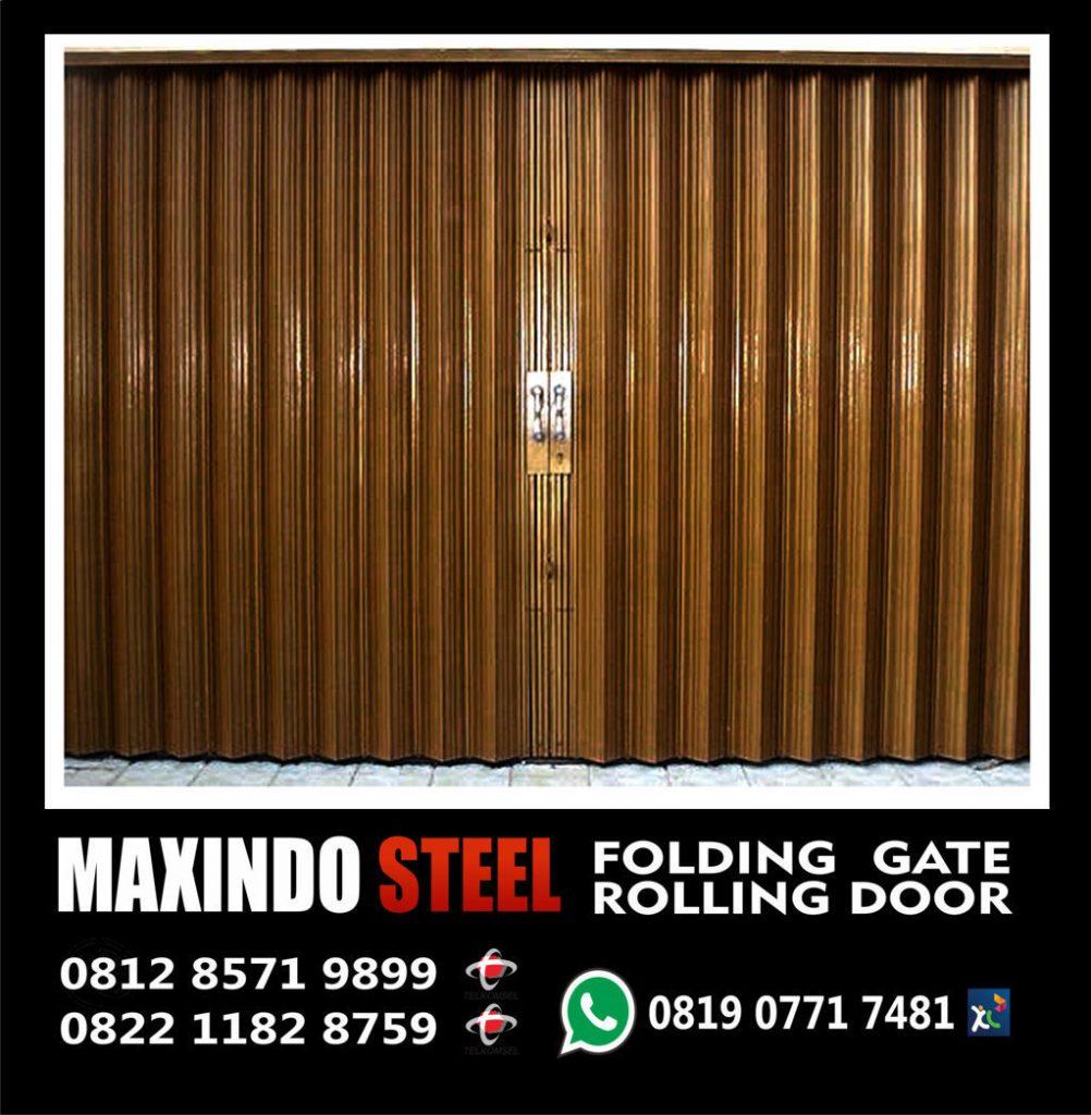 Folding-Gate-Cipete-Jakarta-Selatan