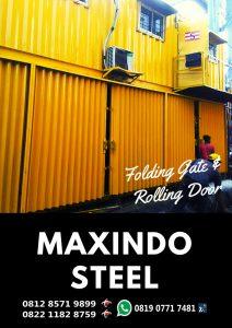 Folding Gate Kayu Manis Jakarta Timur